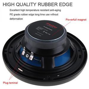 Image 4 - 2pcs 6.5Inch 180W 3 Way Auto Car Loudspeaker Coaxial Speakers Horn Audio Music Stereo Full Range Frequency Hifi Vehicle Speaker
