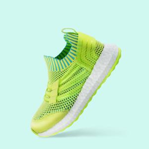 Image 2 - Xiaomi Fashion childrens mesh sneakers Dry breathable Slow shock Child Summer lightweight casual shoes