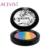 Polvo de colores del maquillaje naras acevivi marca prism rainbow resaltador bronceador cosmético colorete shimmer eyeshadow contour