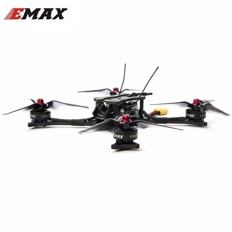 Emax HAWK 5 FPV Racing Drone F4 OSD BLHeli_S 30A 200Mw 48CH FrSky XM+ RX Foxeer Arrow Micro V2 600TVL BNF / PNPEmax HAWK 5 FPV Racing Drone F4 OSD BLHeli_S 30A 200Mw 48CH FrSky XM+ RX Foxeer Arrow Micro V2 600TVL BNF / PNP