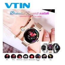 VTIN H5 Fashion Smart Watch Women Bracelet Heart Rate Monitor Fitness Tracker Smart Band Sports Wristband IP67 Waterproof Watch