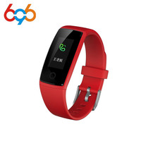 V10 Smart Bracelet Fitness Tracker Continuous Heart Rate Blood Pressure Monitor Colorful Screen Display Smart Wristband