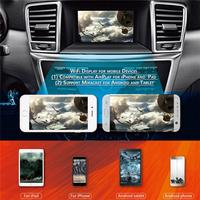 Hot Sale Car WiFi Display Mirror Link Box Adapter MiraScreen DLNA Airplay For Android IOS Drop Shipping #0613