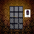 1 UNID Único Hueco de La Flor Patrón HBJV214 Vinilos Pegatina Plantilla de Impresión 3D Negro Encantos de Uñas Uñas de Manicura de uñas Decoración Del Arte