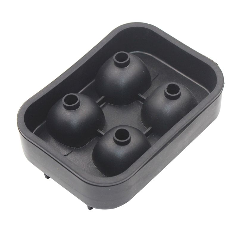 Skull Head Ice Cube Mold Halloween Shaped Whisky Wine Tray Maker Chocolate Mould Bar Party Supplies