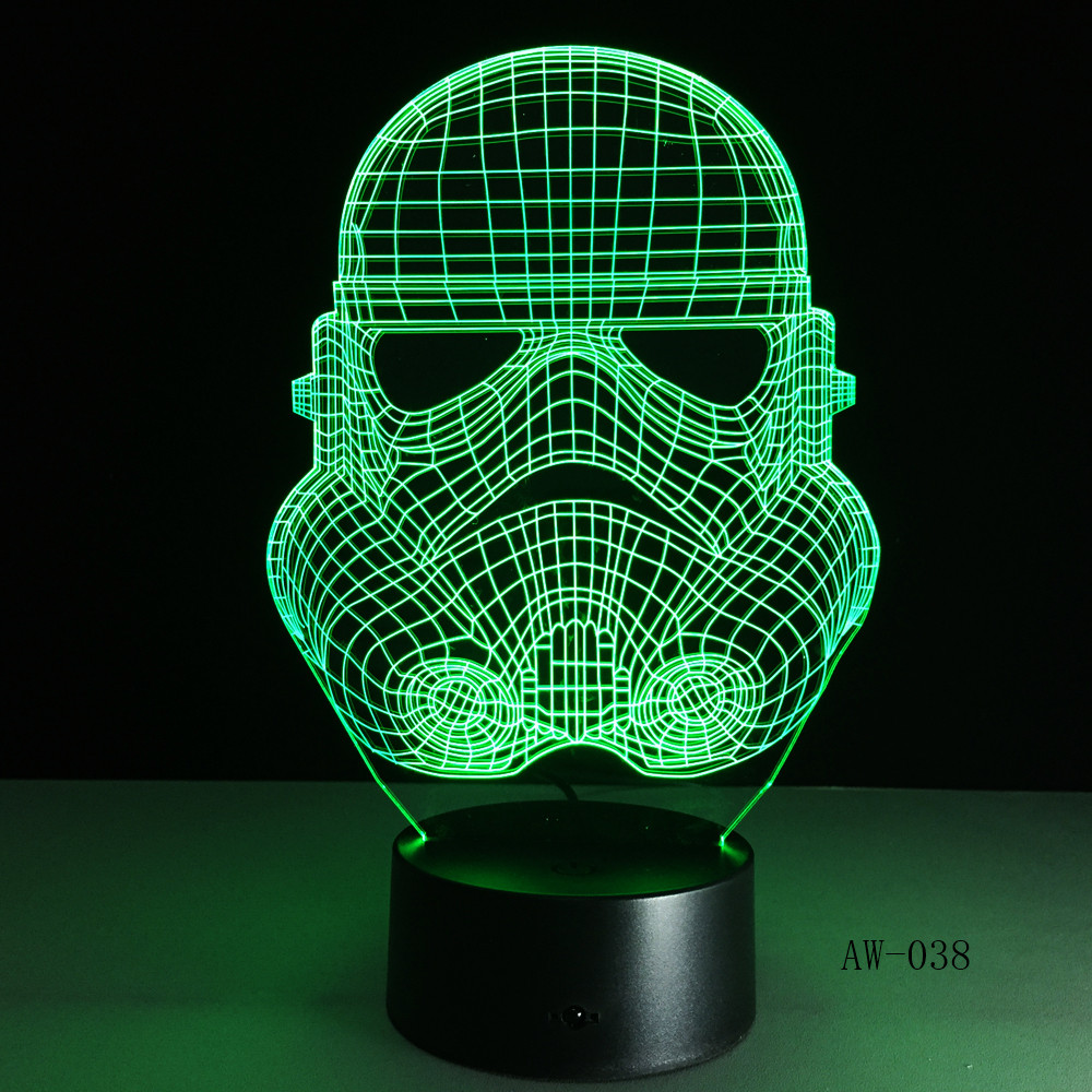 Night Light Rc Star Wars Clone Force