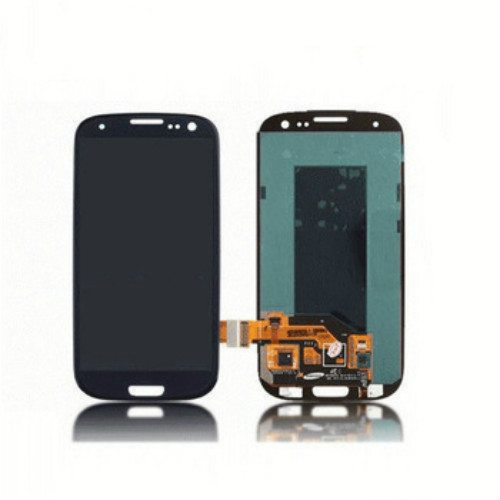 For Samsung Galaxy SIII S3  I535/ SCH-I535,T999/ SGH-T999 LCD Display Touch Screen Digitizer Without Frame Assembly freeshipping