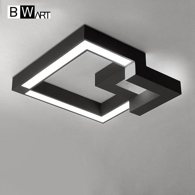 BWART Modern 3D structure LED Ceiling Light Indoor LED light Ceiling ...