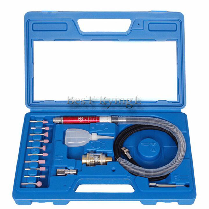 Windmill Pen Kit Pneumatic Grinding Machine Mini Windmill Grinding Pen Car Repair Tool