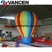 Лидер продаж Реклама шар надувной для наземного крепления гелий подставка для воздушных шаров воздушный шар заводская цена надувной