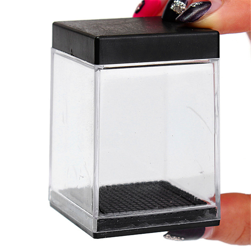 JIMITU Magic Props Coin Appear In The Box Magic Trick With Instruction Funny Magic Trick Crystal Box For Kids Adult Toy