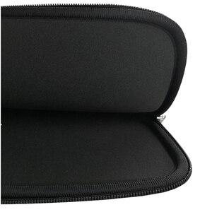Image 4 - 노트북 슬리브 케이스 11/12/13/14/15 인치 내성 네오프렌 노트북 가방 노트북 컴퓨터 포켓 케이스 태블릿 서류 가방 운반 가방