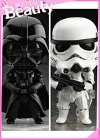 Star Wars The Force Awakens Nendoroid Figures Black Warrior Imperial Stormtrooper Star Wars Darth Vader Figure