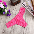 women sexy panties lace low waist seamless cotton G-string brief thong breathable underpants sexy underwear lingerie Intimates
