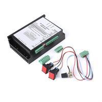 AC20 110V 2000W Brushed DC Motor Speed Controller Regulator Board PLC Governor