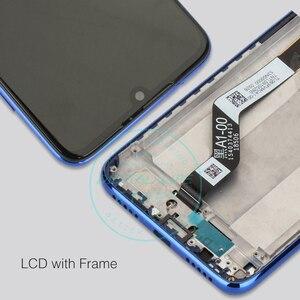 Image 2 - Xiaomi pantalla LCD Original Redmi Note 7, 10 paneles táctiles, montaje de digitalizador LCD, reparación de piezas de repuesto