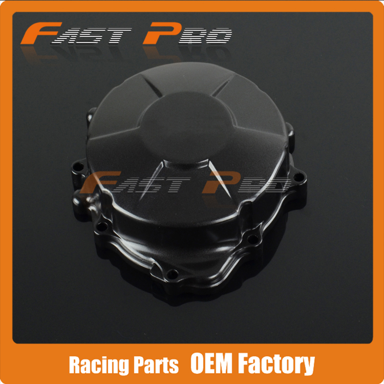 Engine Motor Stator Crankcase Cover For HONDA CBR600RR CBR 600RR CBR600 RR 2007 2008 2009 2010 2011 2012 2013 2014 Motorcycle motorcycle engine cover camshaft plug crankcase cap oil filler cover screw for honda cbr500r cb500f nc700 nc750 2013 2014