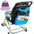 BOHS Acessórios Saco de Carrinho De Bebê Carrinho De Bebê Saco de Rede de Malha, atribui Ao Carrinho De Armazenamento De Brinquedos
