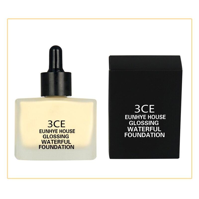 Ace Lábio Olho Creme Corretivo Fundação Maquiagem Profissional Cobertura Completa Base de Maquiagem Corretivo Creme de Contorno
