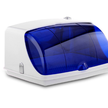 UV Disinfection Cabinet Ozone Sterilizer Nail  SterilizationTools Ultraviolet Sanitizer ABS Material