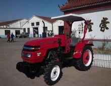 35HP 4WD ciągnik rolniczy, osłona przeciwsłoneczna i kabiny opcjonalnie