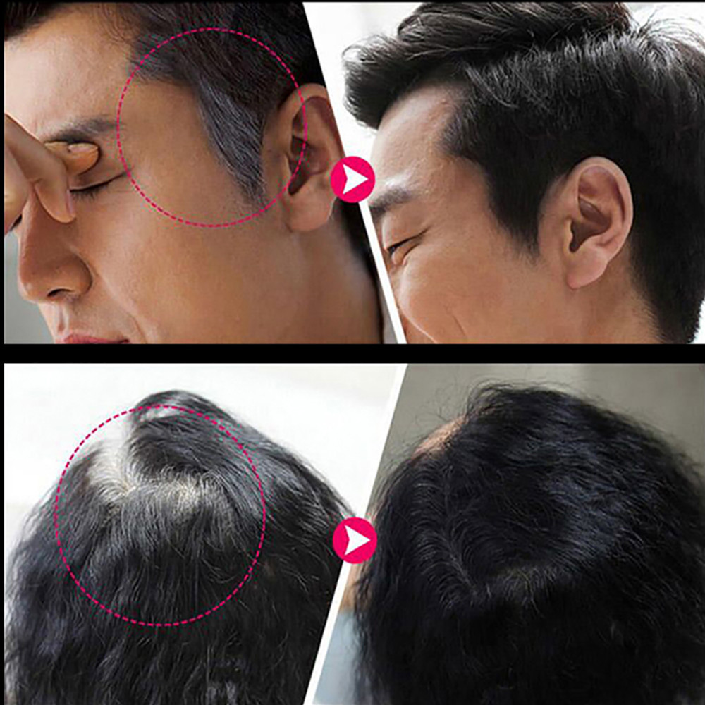 Hair Color Pen New Fast Temporary Hair Dye To Cover White Hair Dyed