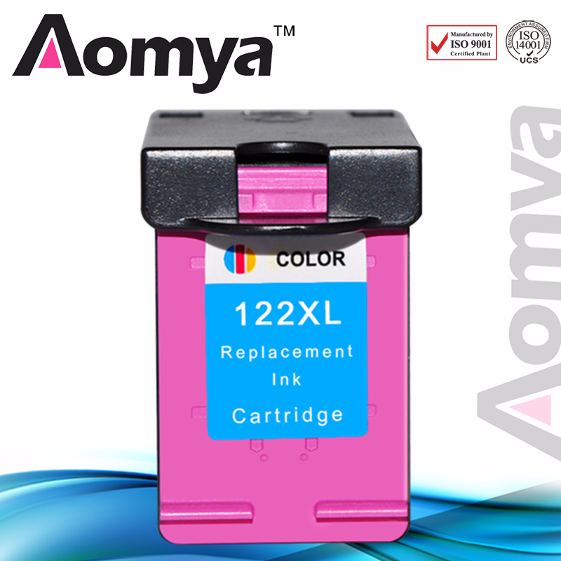 122XL Refilled Ink Cartridge Replacement for <font><b>HP</b></font> <font><b>122</b></font> for <font><b>HP</b></font> Deskjet 1000 1050 2000 2050s 3000 3050A 3052A 3054 1010 1510 2540 image