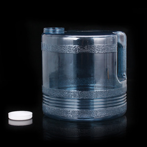 Image 1 - 4L Plastic Bottle Water Tank For Water Distiller Cartridge Distilled Water Machine Purifier Water Filter