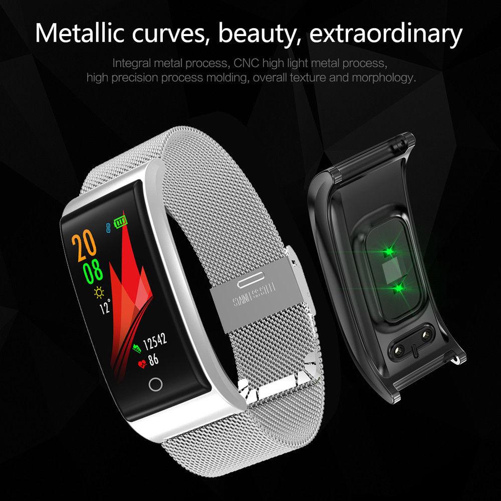 Timethinker F4 montre intelligente Fitness Tracker Bracelet Relojes Bracelet pression artérielle moniteur de fréquence cardiaque sommeil Tracker PK X3 S3
