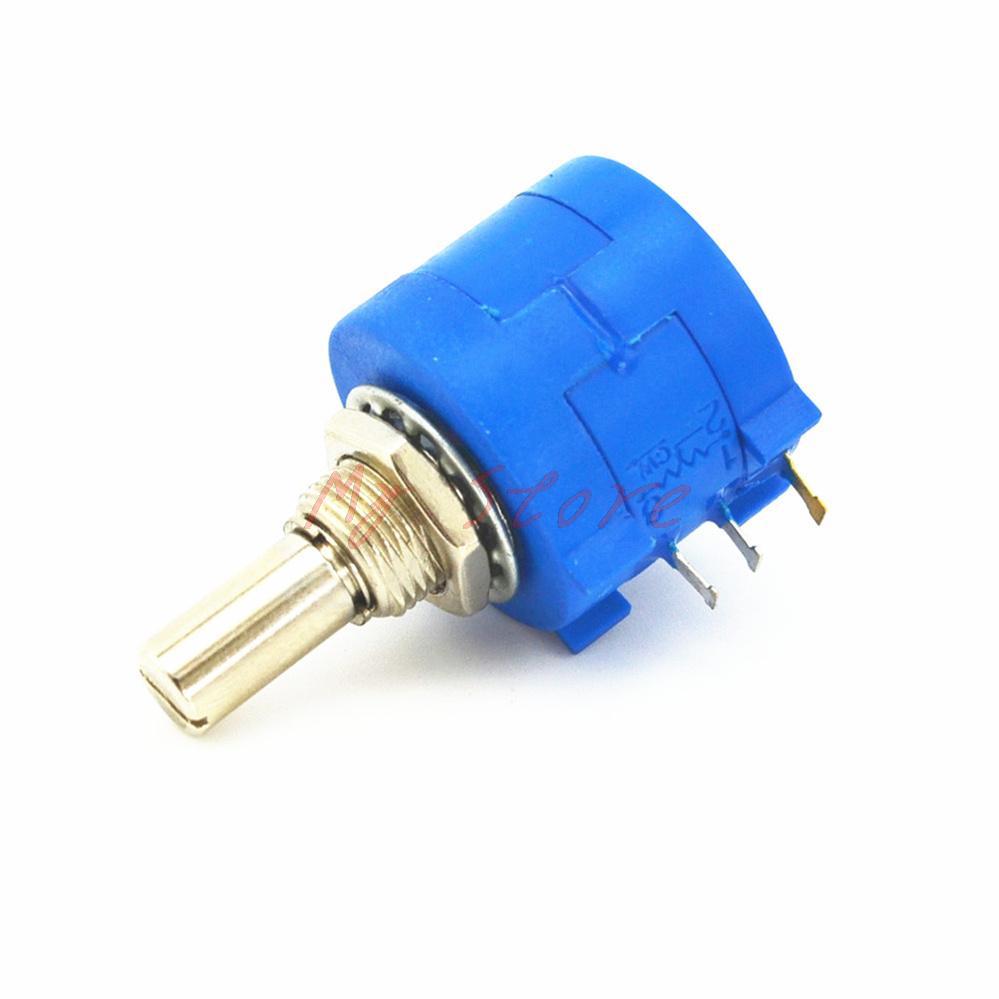 500r Ohm  501l  Precision Wire Wound Potentiometer