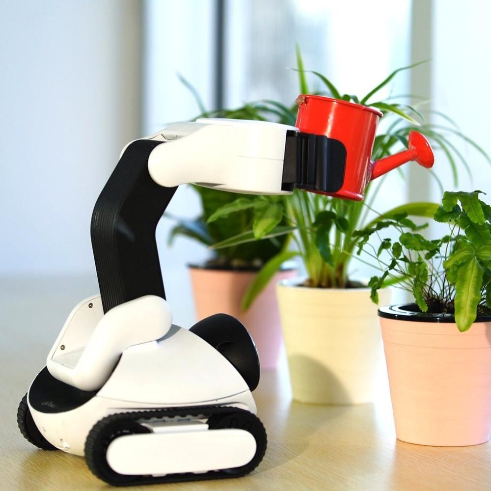 Рождественский GLI Гомер интеллектуальные раннее образование робот App дистанционного Управление программируемый визуальный определить Usb RC