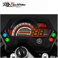 Motorcycle Tachometer FZ16 Speedometer The New ABS Panel LCD With Luminous Case For Yamaha Fz16