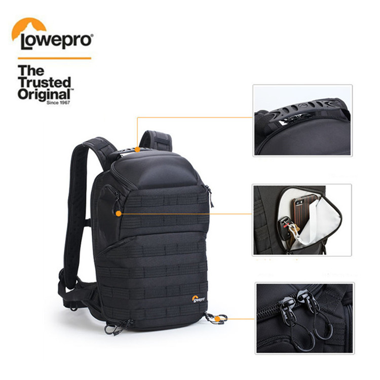 Lowepro ProTactic 450 AW Backpack Rain Professional SLR For Two Cameras Bag