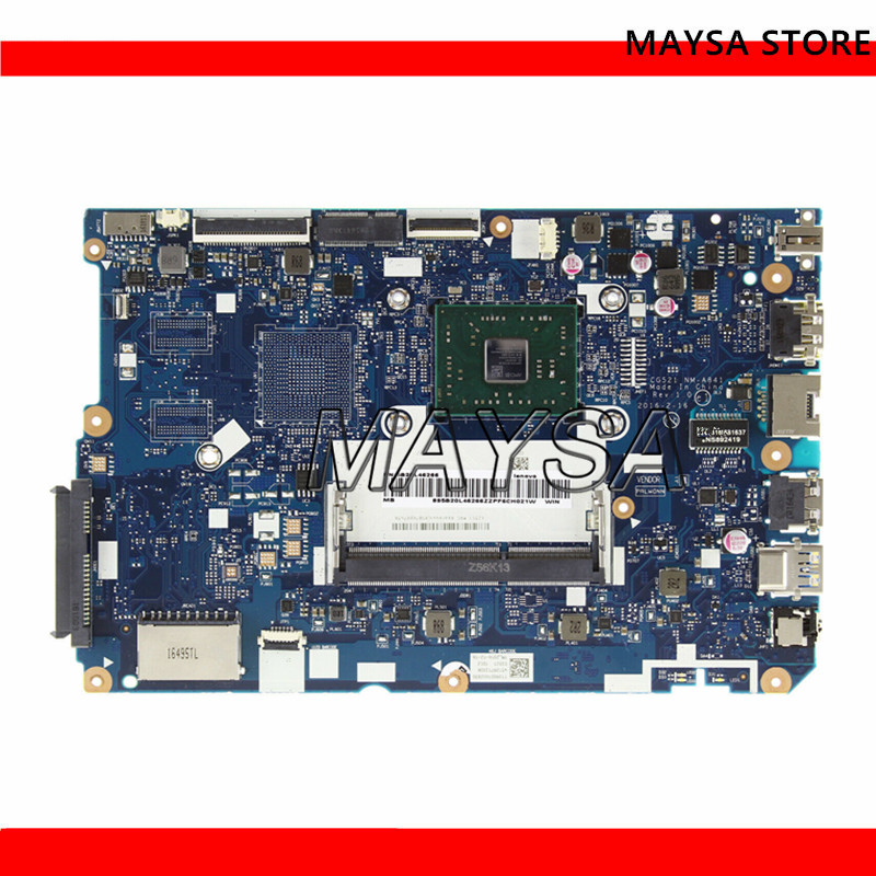 5B20L46266 CG521 NM-A841 For <font><b>lenovo</b></font> <font><b>ideapad</b></font> <font><b>110</b></font>-15ACL laptop <font><b>motherboard</b></font> with A8-7410 processor onboard image