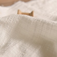 Zen Dresses, Robe Garments, Handwashing, Slub, Pure Cotton, Ramie, Cloth, Soft Sand Washing Fabrics.
