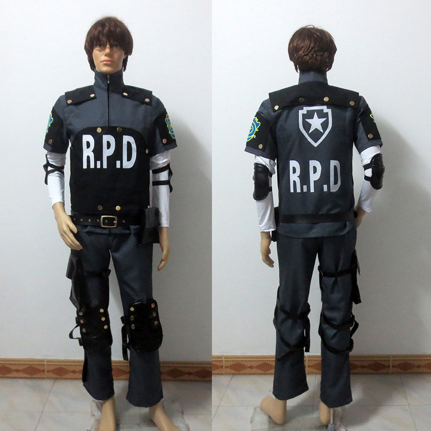 Resident Evil 2 Remake Cosplay Mark