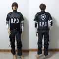 Custom Made Resident Evil 4 Leon Scott Kennedy RPD Uniform Cosplay Costume
