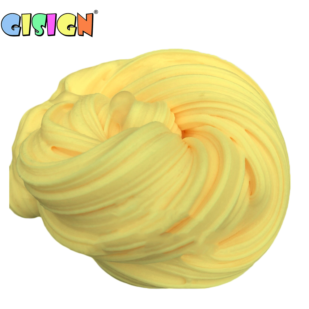 DIY Fluffy Clay For Slime Air Dry Plasticine Clay Soft Cotton Slime Charms Flavor Light Clay Kit Goo Antistress Toys Set