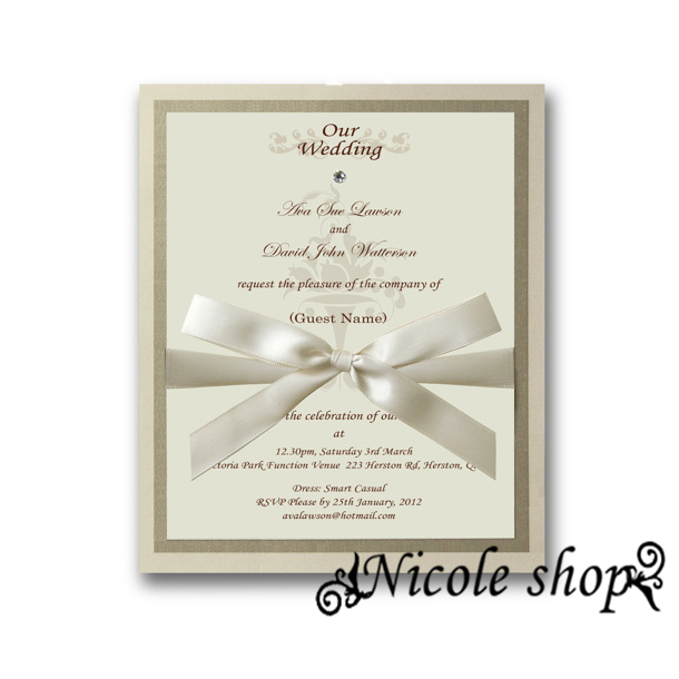 Online Buy Wholesale Invitation Companies From China Invitation Companies Wholesalers
