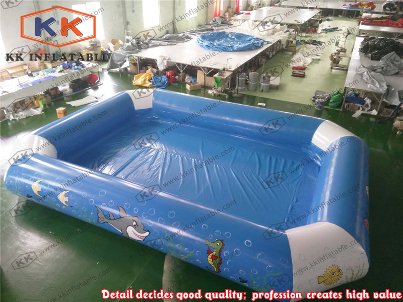 Inflatable intex swimming pool for kids inflatable water boats pool ...