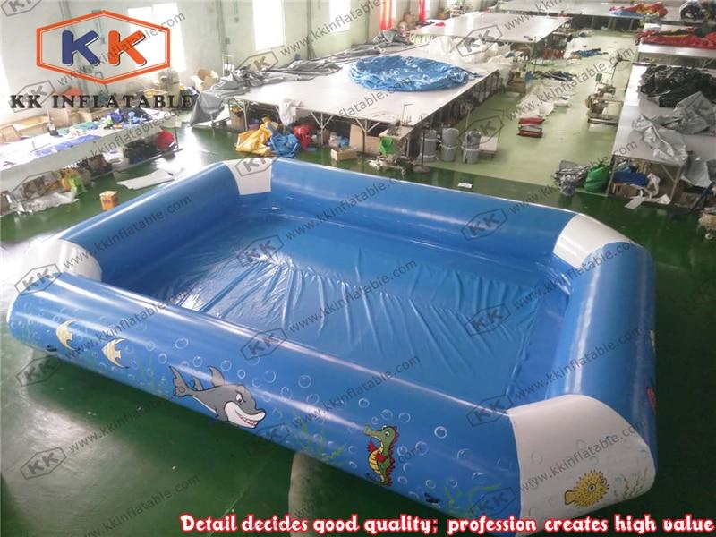 Piscine gonflable intex pour enfants piscine gonflable de bateaux d'eau