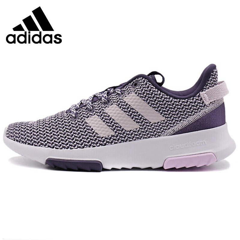 цена Original New Arrival 2018 Adidas NEO Label CF RACER TR Women's Skateboarding Shoes Sneakers