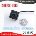 Mini Agujero de Alfiler HD Sony 700TVL A/V 3.6mm Menú OSD CCTV de la Caja de MINI cámara cámaras De Seguridad en casa de 25*25 MM Los 3.6mm de la lente puede ser seleccionado