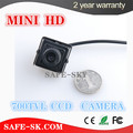 Mini Pinhole Sony HD 700TVL A/V 3.6mm OSD Menu Box CCTV MINI camera 25*25MM Security home camera The 3.6mm lens can be selected