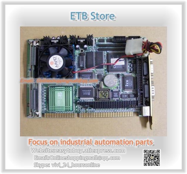 PCA-6153 REV.B1 02-2 IAS CPU Memory PCA industrial motherboard