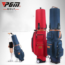 PGM multifunctional golf standard ball bag tug with a password lock Golf shipping air bag thermostatic bag