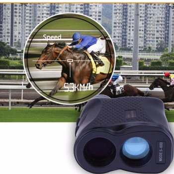 600M/900M Monocular Telescope Laser Range Finder Distance Height Speed Meter Hunting Golf Outdoor Laser Distance Measuring