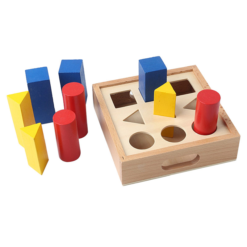 Детские игрушки Монтессори Профессиональная деревянная игрушка Геометрия strut дошкольного образования Дошкольное обучение детей Игрушечн...