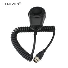 Hand Speaker Mic HM-180 Microphone For ICOM IC-M700 IC-M710 IC-M700PRO IC-M600 Radio Hand Mic hm 131 speaker mic for handheld radio t7 w32