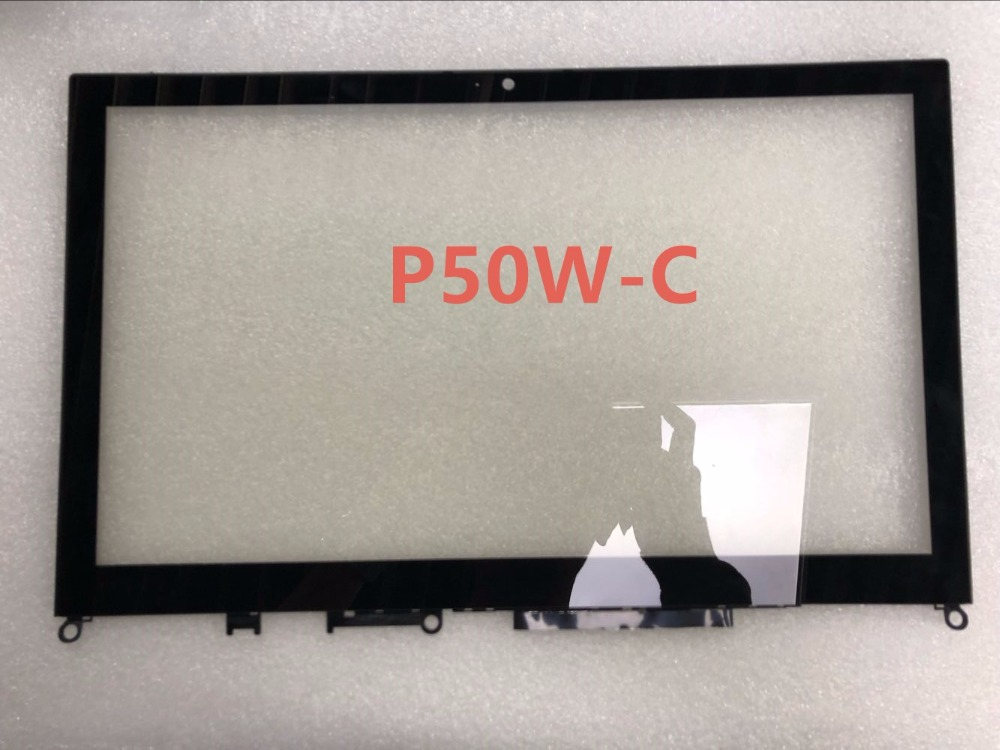 For Toshiba Satellite P50W-C P55W-C L55W-C Series P50W-C-E10 P55W-C5316 P55W-C5317 P55W-C5200D Touch Screen Digitizer with Bezel gzeele new laptop bottom base case cover for toshiba p50w p55w p55w c p55w c5312 base chassis d cover case shell lower cover